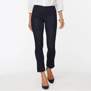 NYDJ Alina Skinny Ankle Pull-On Jeans